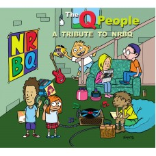Various Artists: The Q People - A Tribute To NRBQ